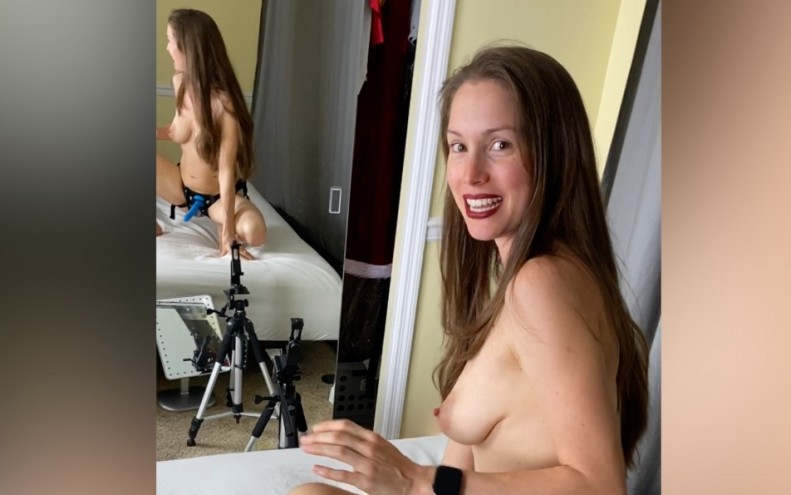 VLOG: Pussy Asshole Closeups BTS BJ Sex SO Much More