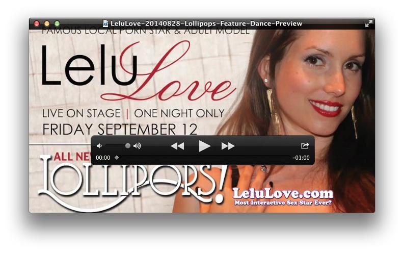 BLOG: Lollipops Feature Dance Preview