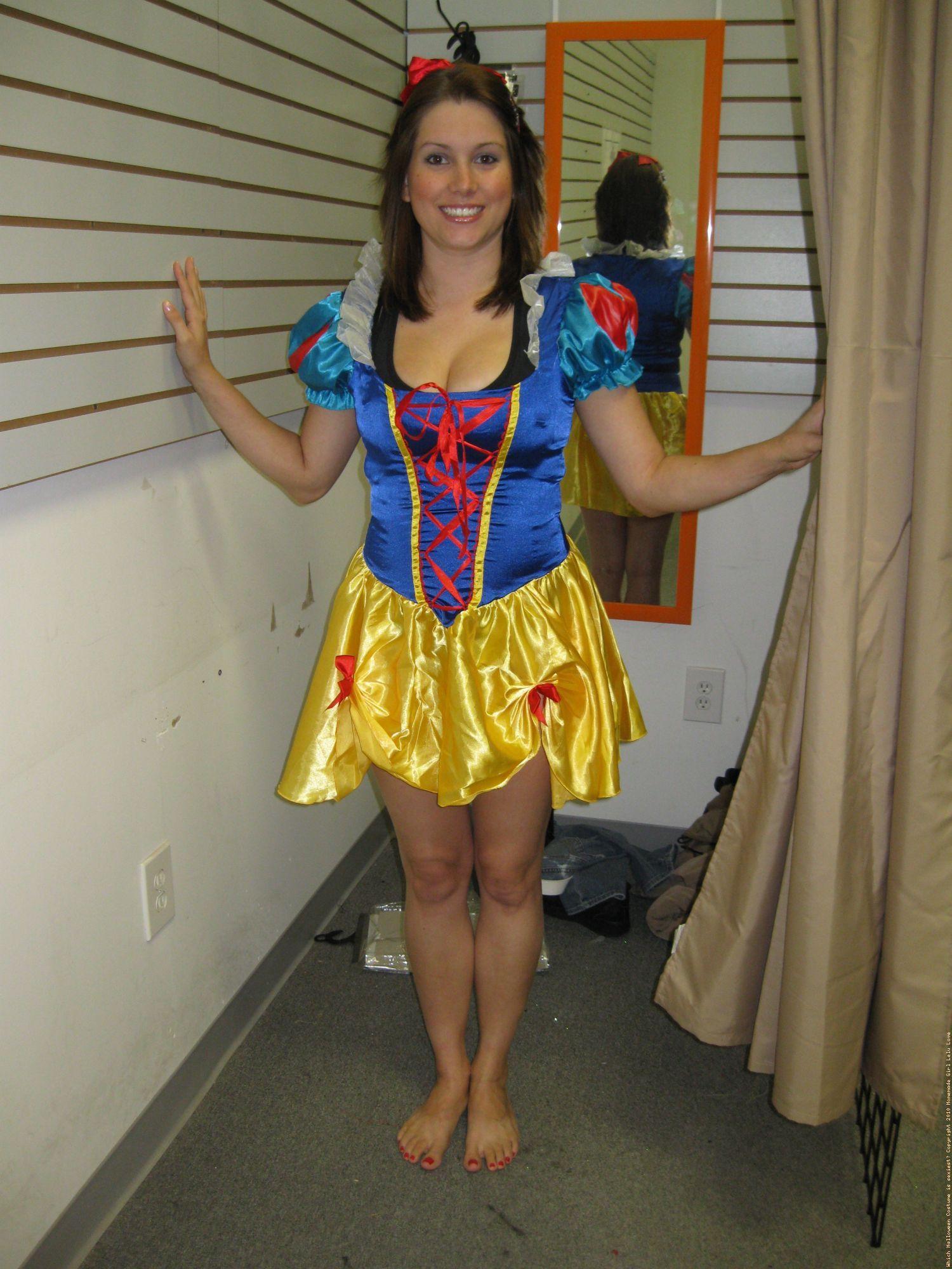 Raggedy anne costume sexy
