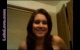 Striptease Webcam Show<br>October 12, 2010